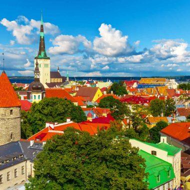 Les Pays Baltes en liberté
