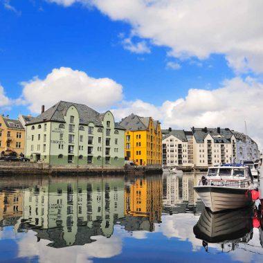 Charme et prestige des fjords