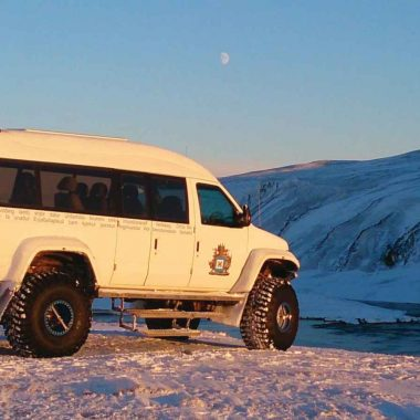 L'Islande en superjeep