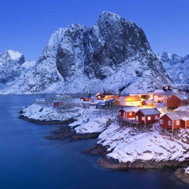 Féeries de Norvège du nord