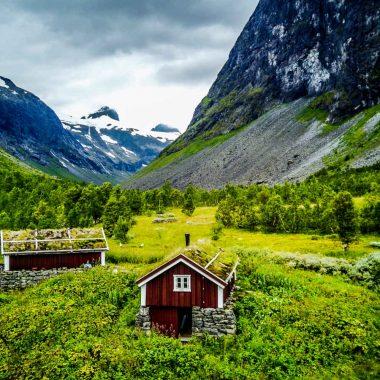 Balade sur le Sognefjord