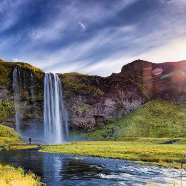 Saga islandaise – en été