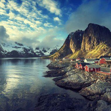 Magie des îles Lofoten
