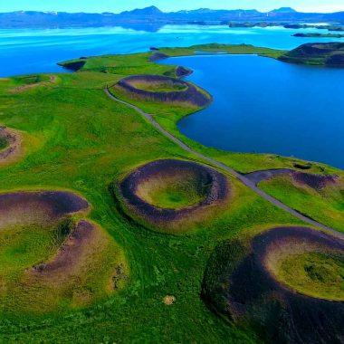 Merveilles d'Islande