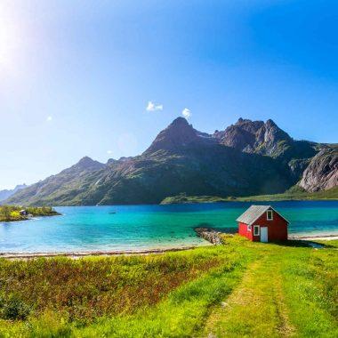 Fjords et Lofoten