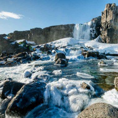 Évasion islandaise en hiver – hôtel Klettur