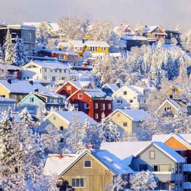 Escapade à Tromso et île de Sommaroy