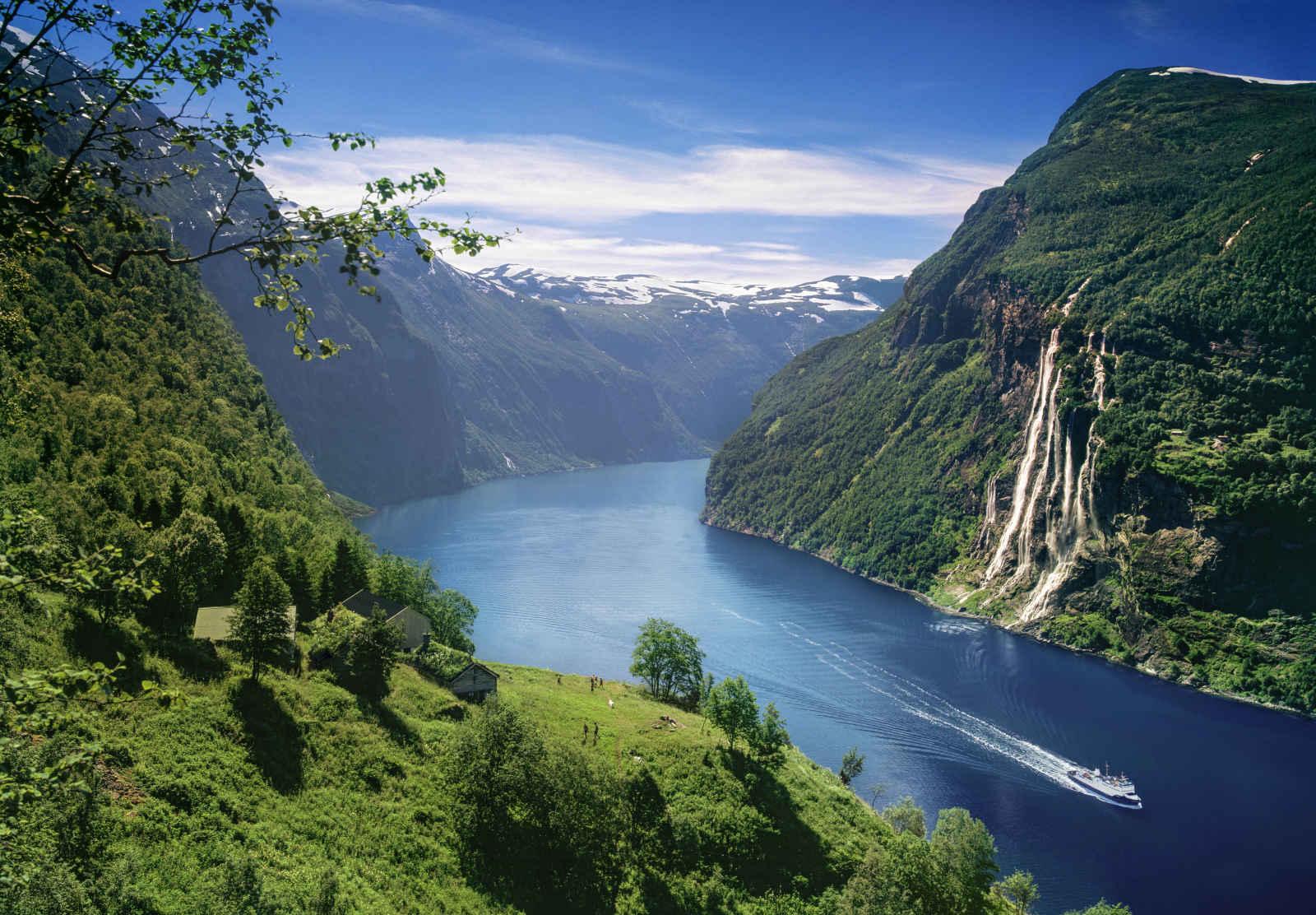 Le grand circuit des fjords
