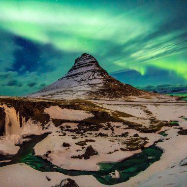Merveilles de l'ouest islandais