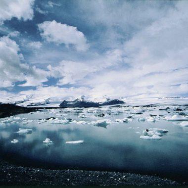 Îles, volcans et glaciers